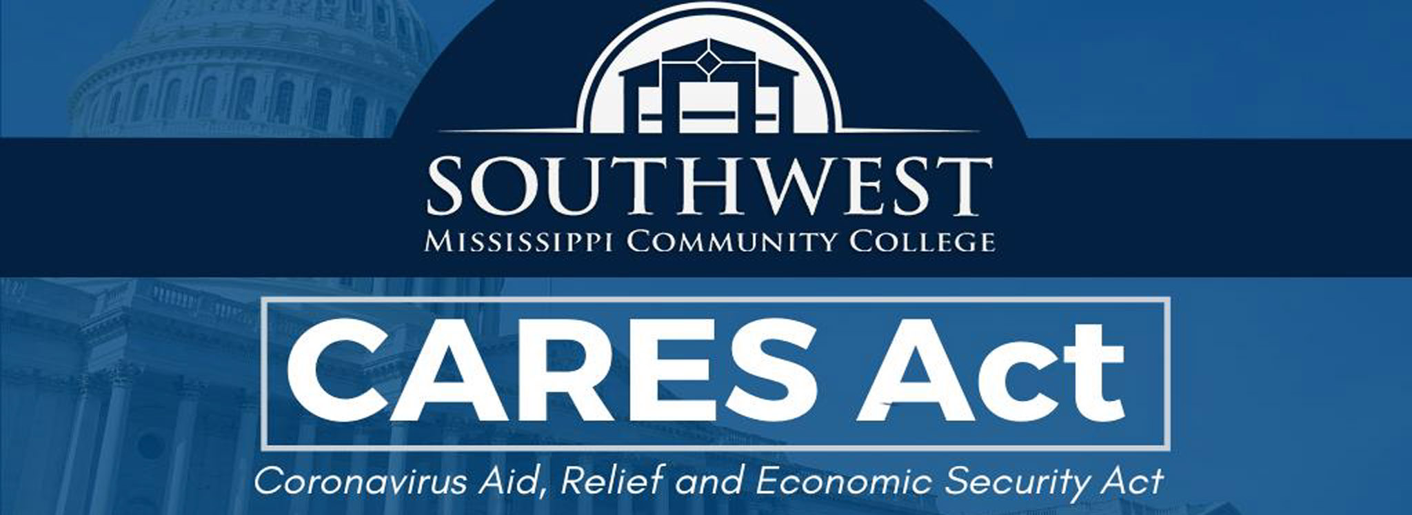 Information regarding CARES Act funds received by Southwest